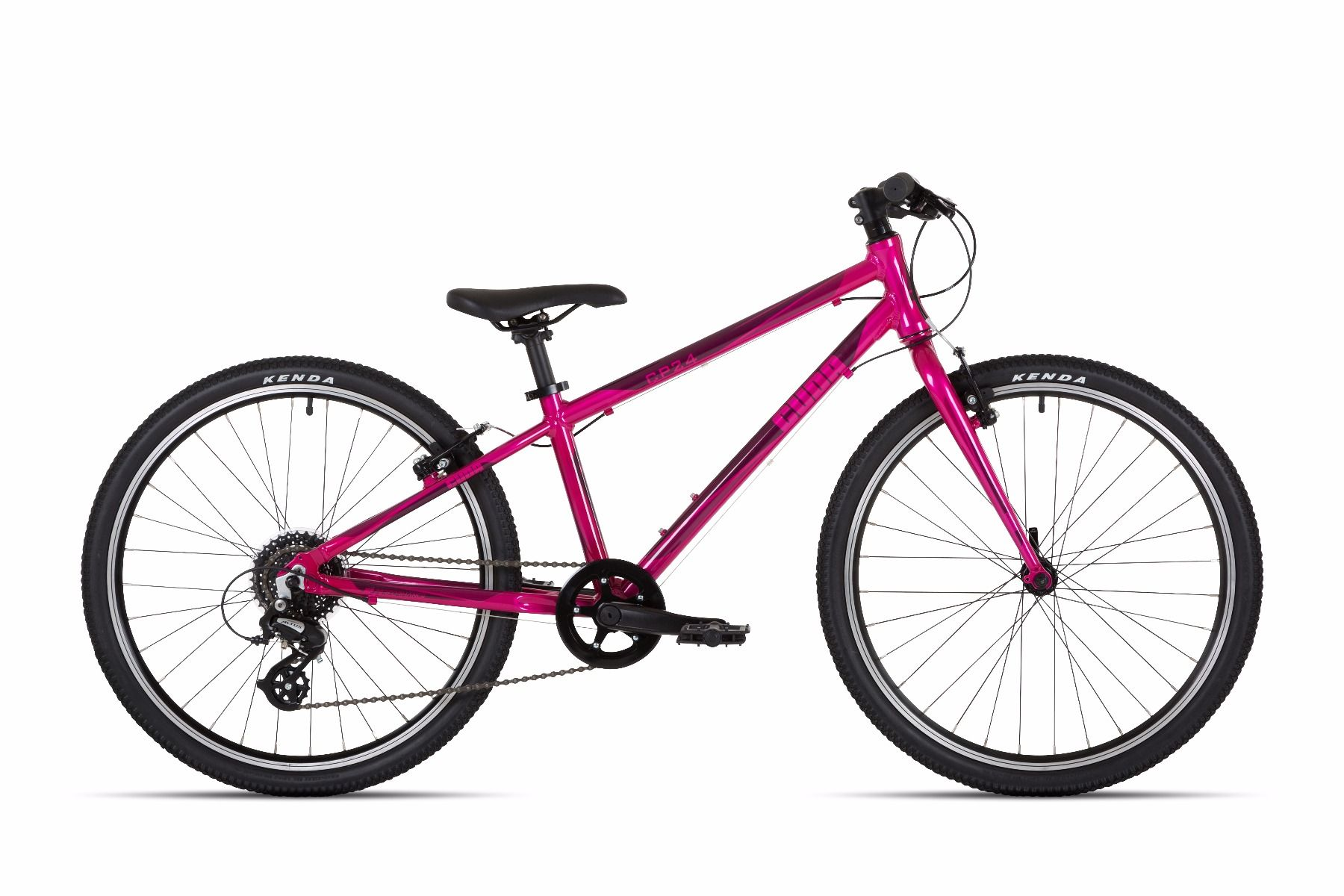 2019 Cuda CP24 24 Inch Wheel Junior Bike in Purple £330.00